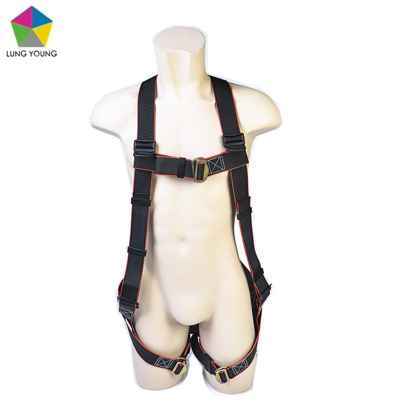 One Point Full Body Harness Fall arrest Purpose ANSI