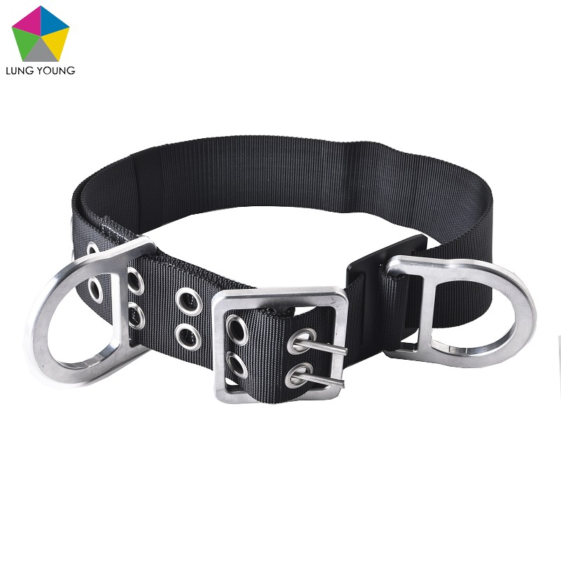 Body Belt for Personal Restraint