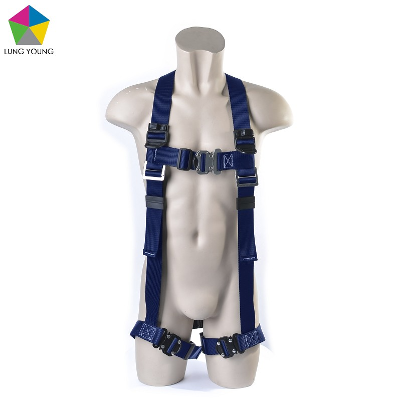 One Point Full Body Harness Fall arrest Purpose