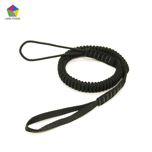 Bungetech™ Elastic Arm Tool Lanyard Loop end